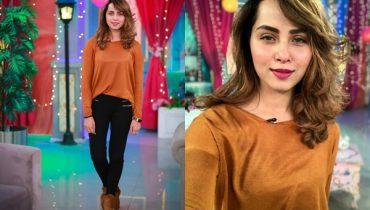 See Nimra Khan Looks Adorable in Ek Nayee Subha With Farah