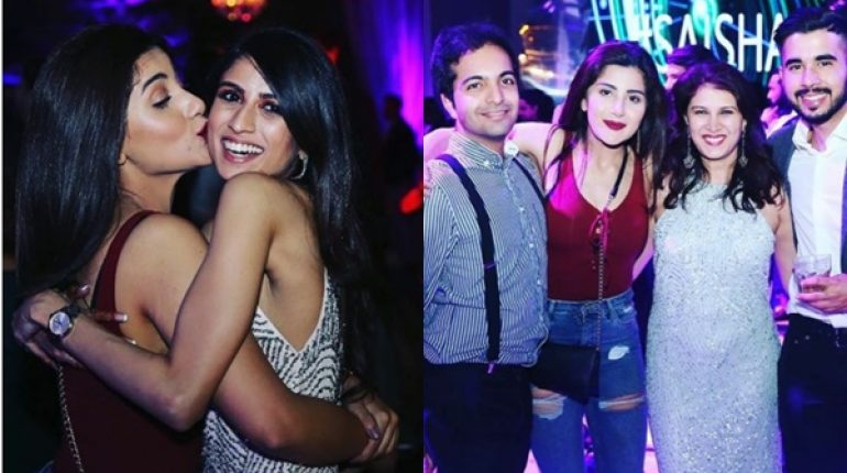 See Sohai Ali Abro Partying with her Friends