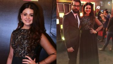 See This Newly Wed Couple Looks hot at Lux Style Awards 2018