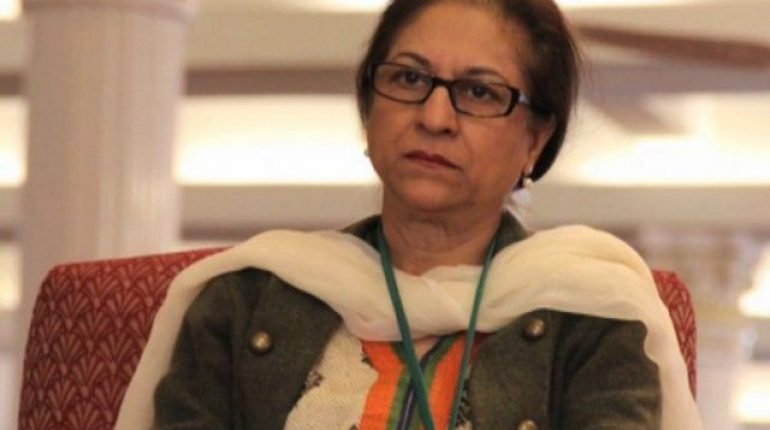 Lawyer Asma Jahangir Is No More