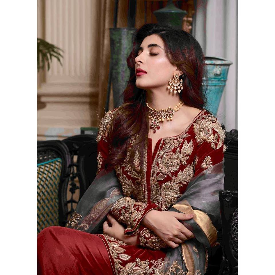 Latest Clicks Of Urwa Hocane From Recent Shoot