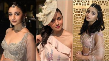 Alia Bhatt Shows Us How To Dress Like A Perfect Bridesmaid