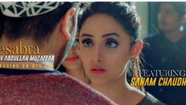 .Beautiful Song Besabra By Abdullah Muzaffar ft. Sanam Chaudhary