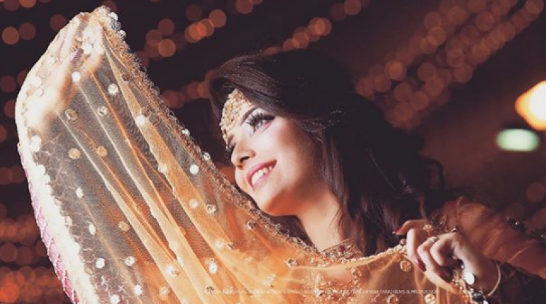 Latest Wedding Photoshoot Of Fabiha Sherazi