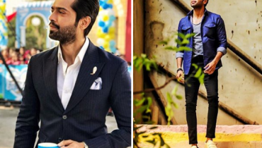 Actor Fahad Mustafa New Look Picture Goes Viral