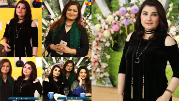 Clicks Of Javeria Saud With Her Sister In Law At Jago Pakistan Jago