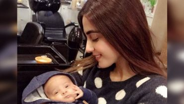 People Can't Stopped Reacting To This Cute Picture Of Maya Ali