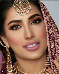Latest Bridal Shoot Of Mehwish Hayat
