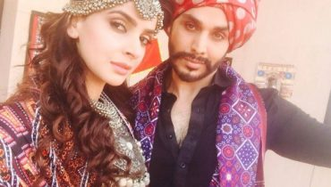 Saba Qamar And Ahsan Khan Are Coming Together In Moomal Rano