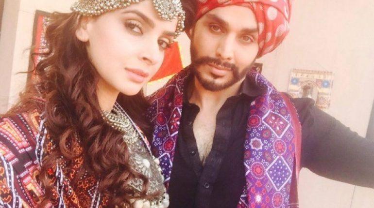Saba Qamar And Ahsan Khan Are Coming Together In Moomal Rano