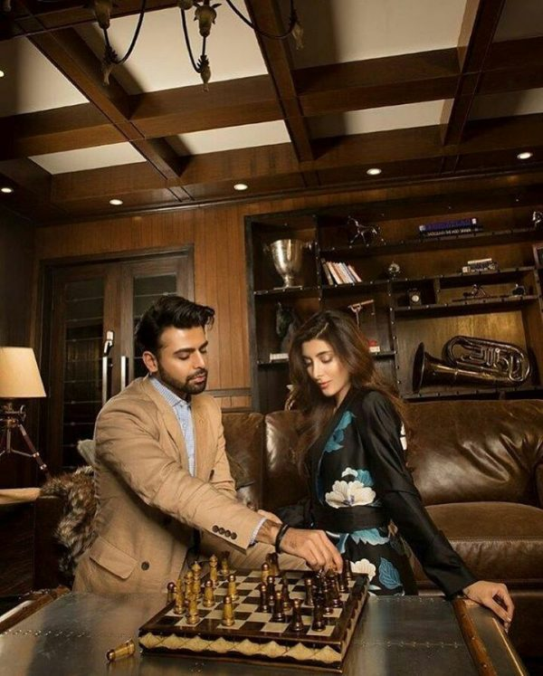 Latest Urwa Hocane And Frhan Saeed Most Viral Photoshoot