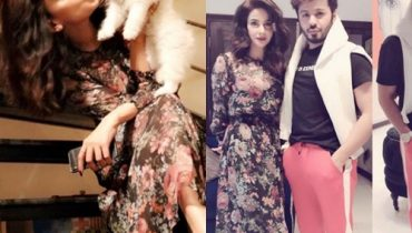 See Saba Qamar at Uzma Khan's Birthday Party