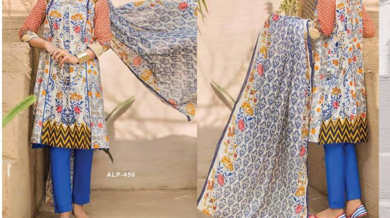 30ff47563a Almirah Spring Collection 2018 Volume 1 For Women - Style.Pk