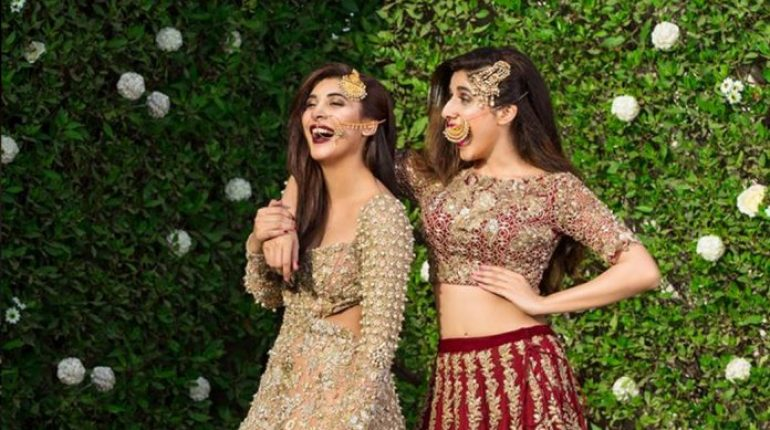 Fans Are Furious Over This Bridal Photoshoot Of Urwa And Mawra Hocane