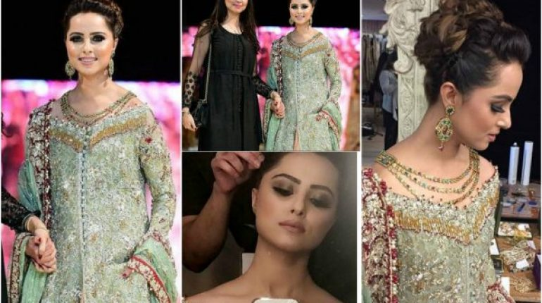 Gorgeous Nimra Khan at Scotland Pakistan Fashion Week, Gorgeous Nimra Khan at Scotland, latest shoot of Gorgeous Nimra Khan at Scotland