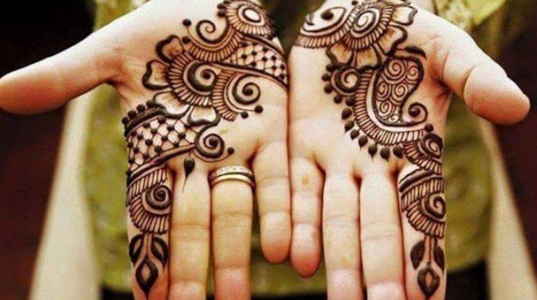Latest Eid Ul Fitr Mehndi Designs 2018 For Hands - Style Pk