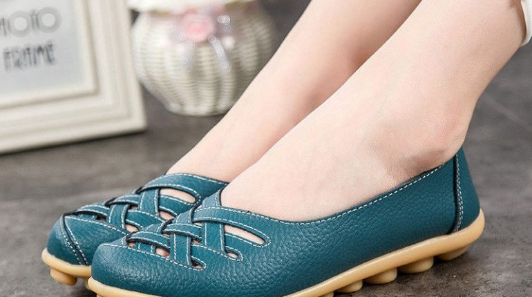 681ed7ddc5499 Summer Flat Shoes Trends 2018 For Women - Style.Pk