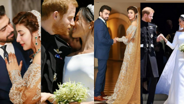 Urwa Hocane Compare Her Wedding With The Royal Wedding Of Harry And Meghan