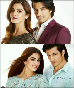Pictures Of Maya Ali As Anya In Movie Teefa In Trouble