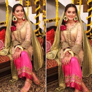 Minal Khan's Next Will Be Nisbat For Hum TV
