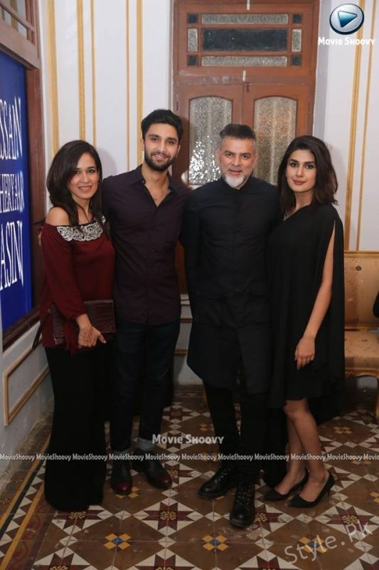 Celebrities Spotted At HSY Party In Karachi Last Night