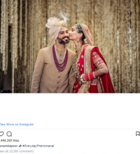 Sonam Kapoor's Husband Changed His Name After The Wedding