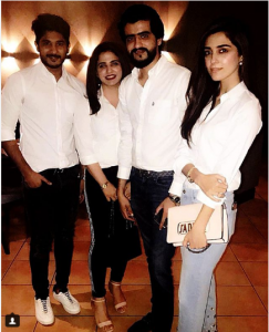 Maya Ali Spending Quality Time With Her Friends