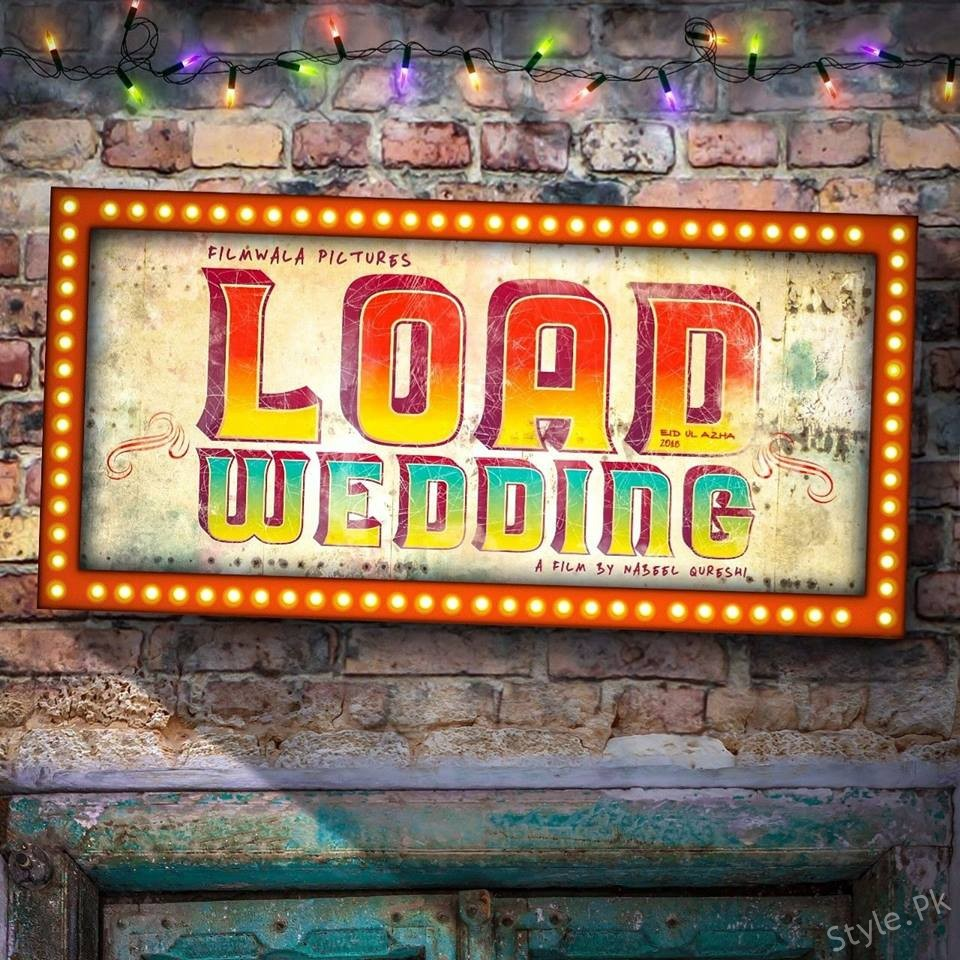 First Look of Fahad Mustafa from his Upcoming Film Load Wedding!