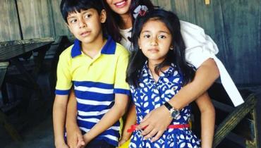 sunita marshal family