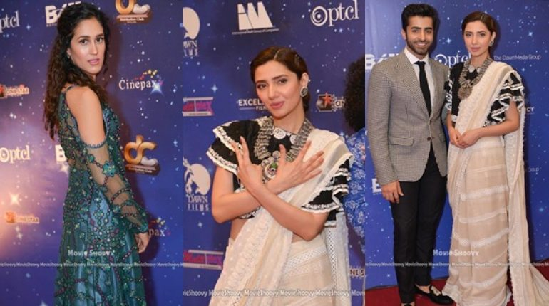 See Celebrities at Screening of 7 Din Mohabbat In