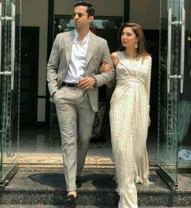 Mahira Khan And Sheheryar Munawar Promote 7 Din Mohabbat In With Style