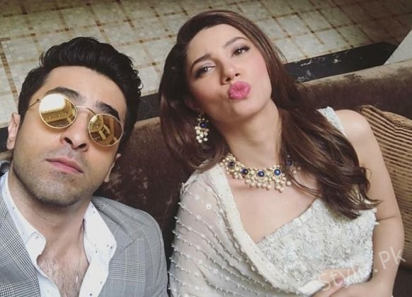Mahira Khan And Sheheryar Munawar Promote 7 Din Mohabbat In With Style