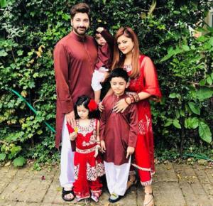 Pakistani Celebrities Who Celebrated Eid-ul-Fitr Overseas This Year