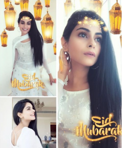 ul Eid of Pakistan. She took to her Instagram account to wish her fans and followers with the caption. Pakistani Celebrities Who Celebrated Eid-ul-Fitr Overseas This Year