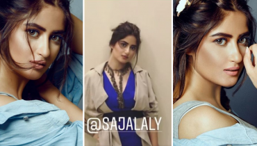 Sajal Ali New Photoshoot Will Blow Your Mind