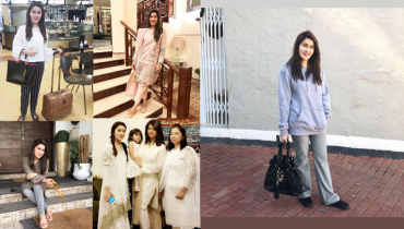 Shaista Lodhi Going To South Africa To Spend Eid With Her Husband