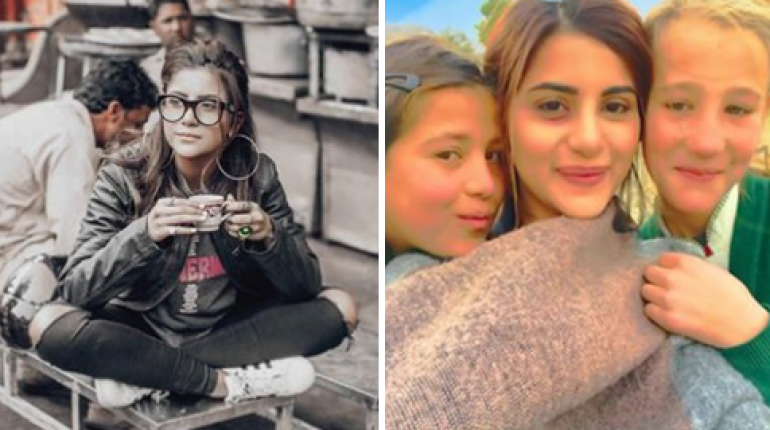 Motorcycle Girl Sohai Ali Abro's Trip To Hunza Is Travel Goals