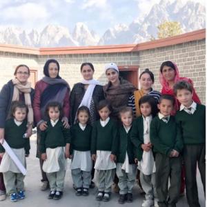 Motorcycle Girl Sohai Ali Abro's Trip To Hunza Is Travel Goals