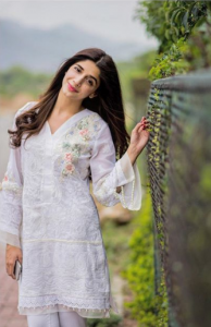 Tete-a-Tete With The Gorgeous Girl Mawra Hocane