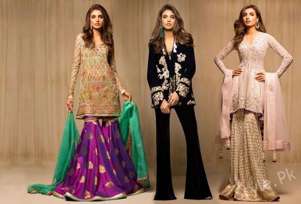 0da1f365eb 2: New Pakistani Party Wear Dresses