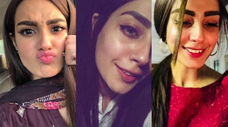 See Iqra Aziz Sets Temperature High in Wide Eyebrows