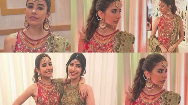 See Syra Shahroz Goes Desi in Style
