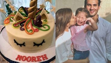 See Syra Shahroz celebrated her daughter's 4th birthday