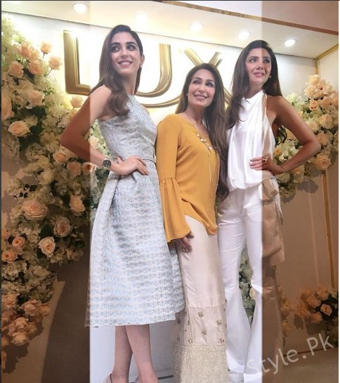 See The Lux Girls at a Recent Lux Event
