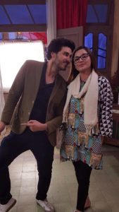 Sadia Khan and Ahsan Khan Pair Up For Mariam Perera