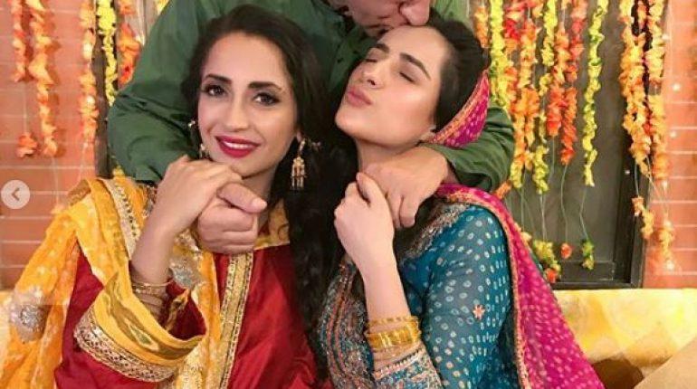 See Actress Maham Amir Mayun Pictures