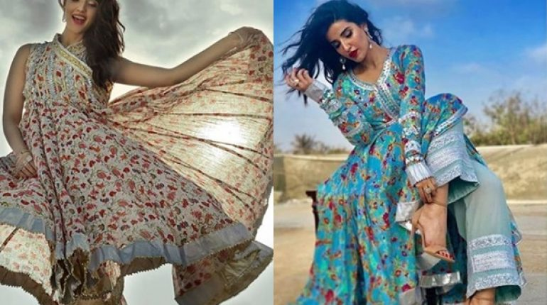 See Hareem Farooq's Latest Photoshoot for The Pink Tree Company