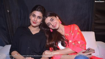 See Mawra Hocane and Kubra Khan at a Recent Event