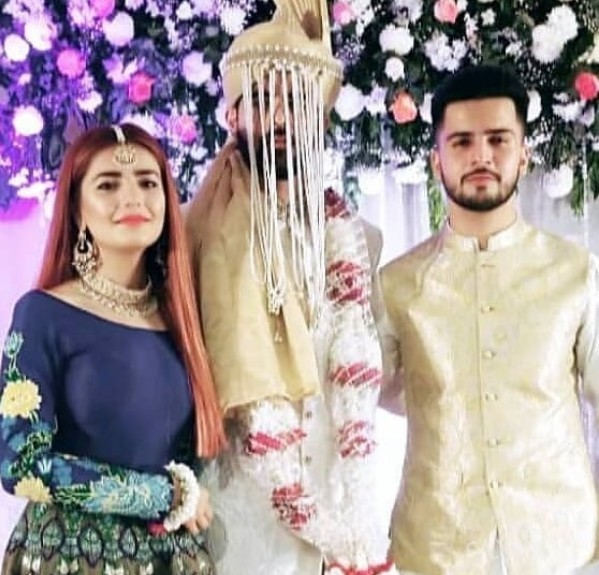 Hairstyle For Brothers Wedding: Momina Mustehsan At Her Brother's Wedding