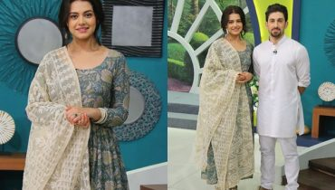 See Zara Noor Abbas and Shaz Khan in Jago Pakistan Jago